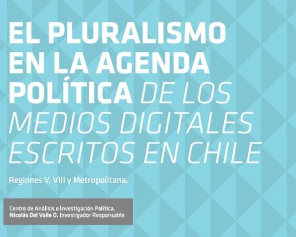 Nicolás Del Valle presentará resultados de investigación sobre pluralismo en la agenda política de los mediosdigitales