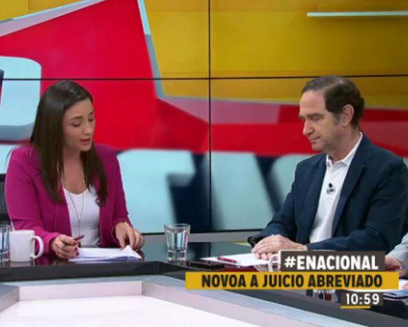 Larraín y sus críticas al pluralismo informativo enTVN
