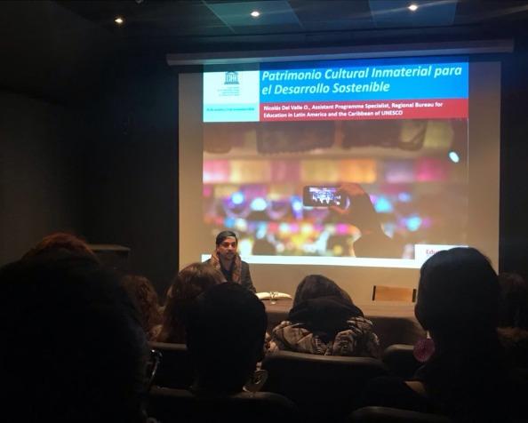 Los Bailes Chinos como patrimonio inmaterial: La UNESCO participa en Chile en conversatorio organizado porFUCOA